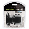 Perfect Fit Tunnel Plug Black  XL