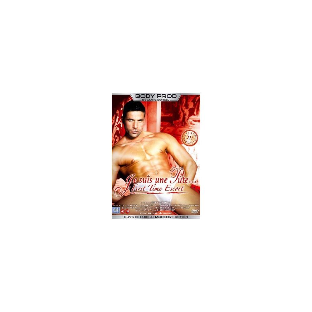 DVD First Time Escort