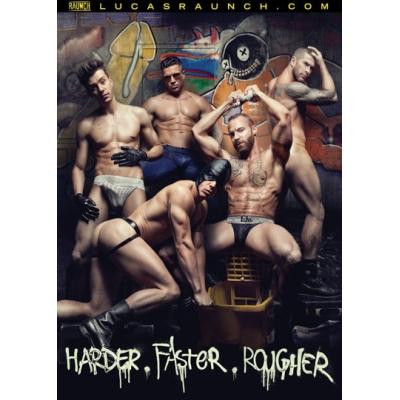DVD Harder Faster Rougher