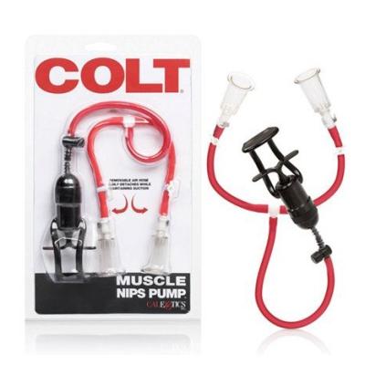 Colt Muscle Nips Pump - vakuová pumpa na bradavky