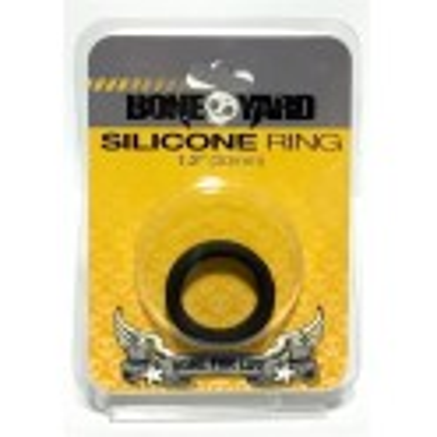 Boneyard Silicone Cock Ring - silikonový erekční kroužek