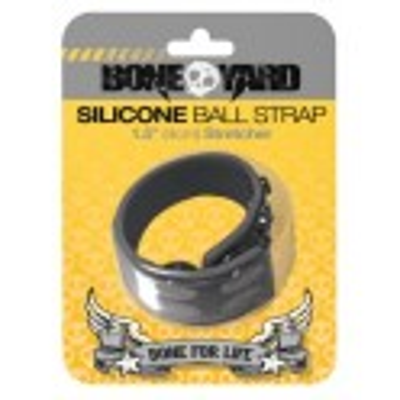 Boneyard Ball Strap - silikonový natahovák koulí