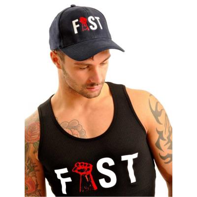 M&K Fist Baseball Cap Navy- kšiltovka