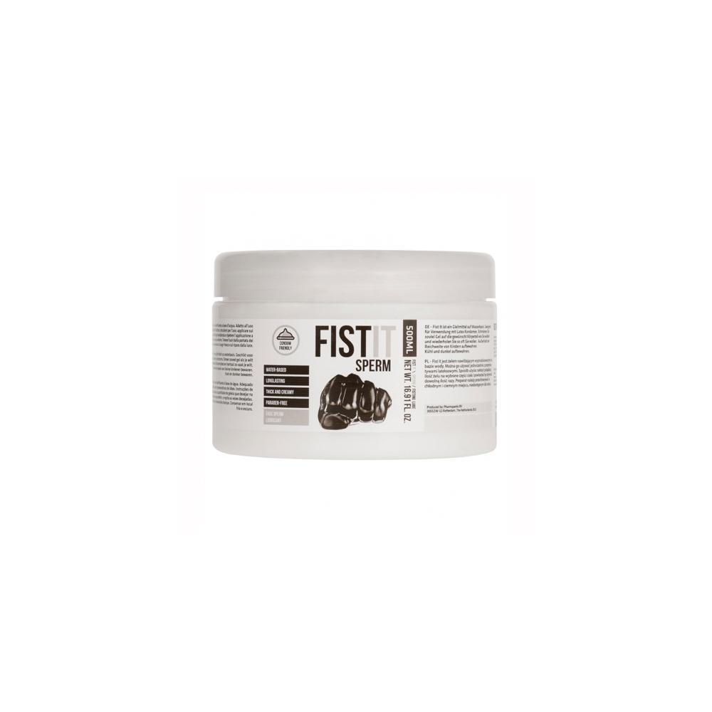 Fist It - Sperm Lubricant - lubrikant na vodní bázi 500 ml