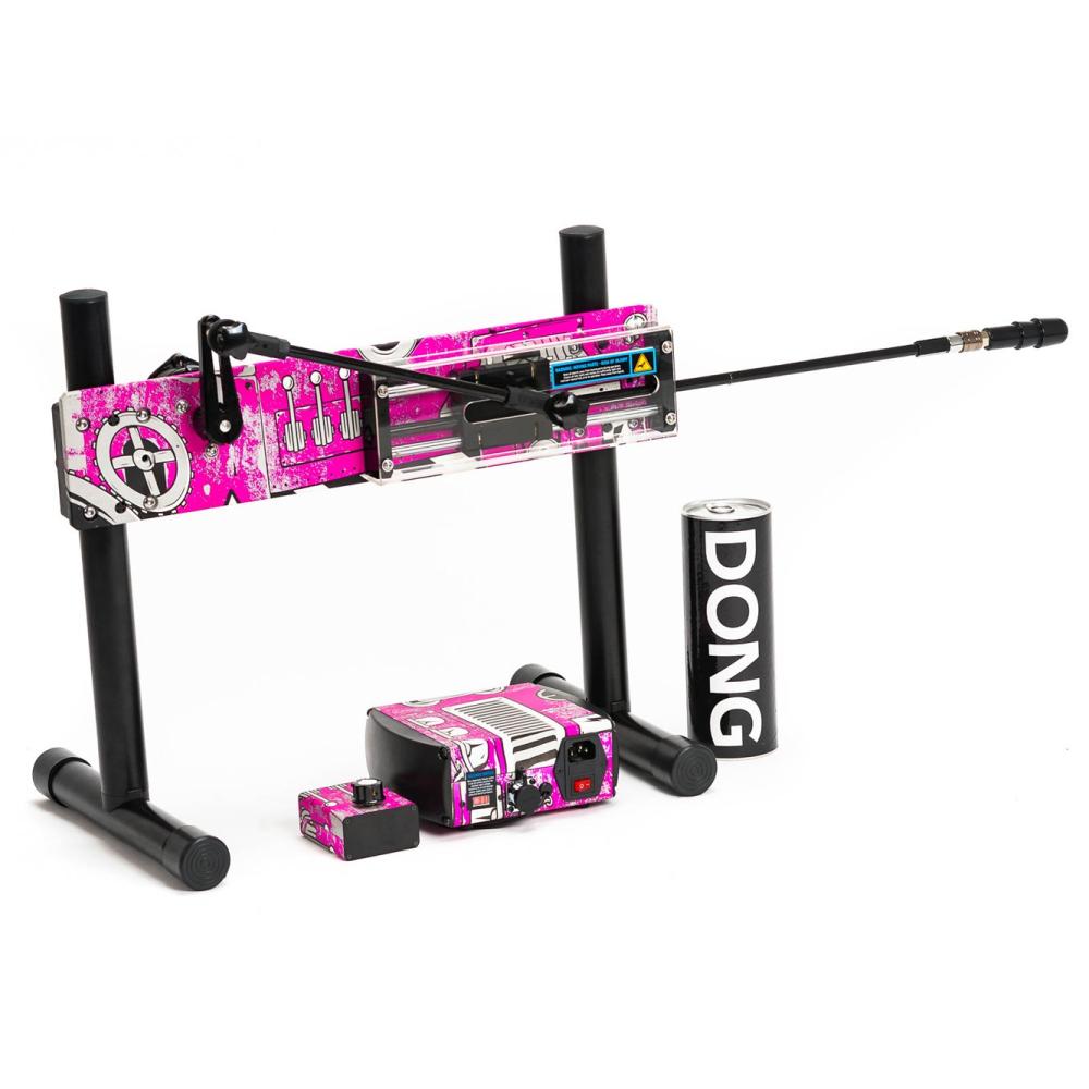 F-Machine Pro 3 Pink Fuck Machine