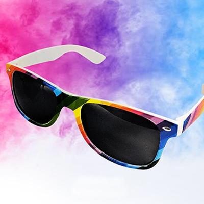 Pride Rainbow Sunglasses Classic