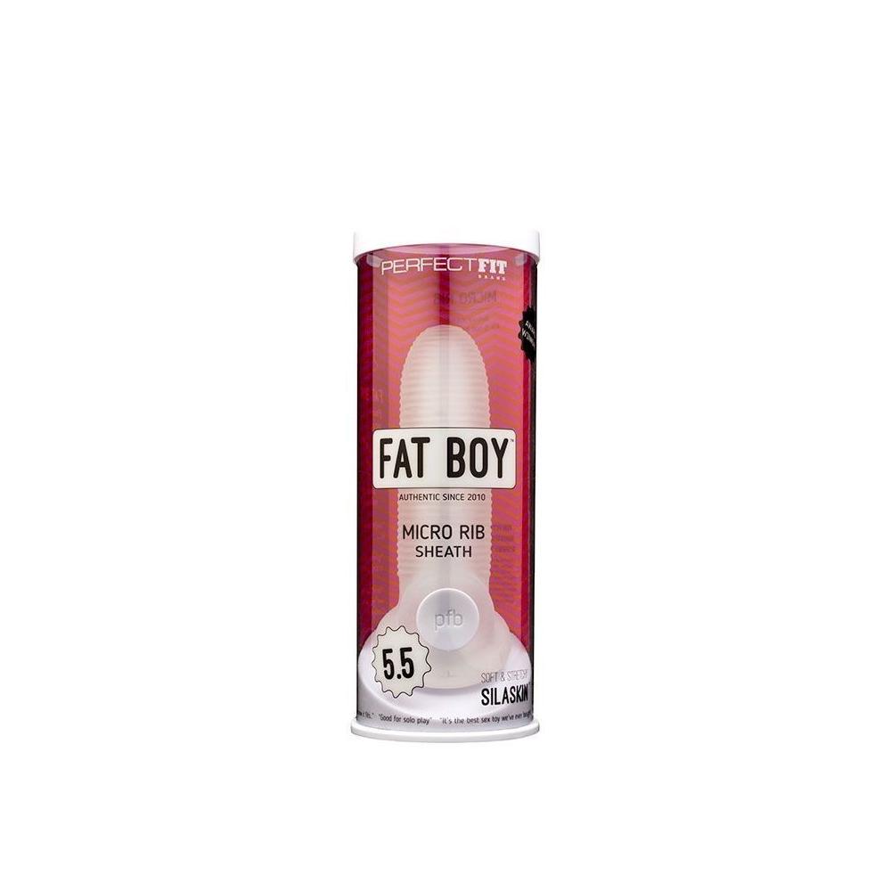 "Perfect Fit FAT BOY 5.5"" Micro Rib Sheath"