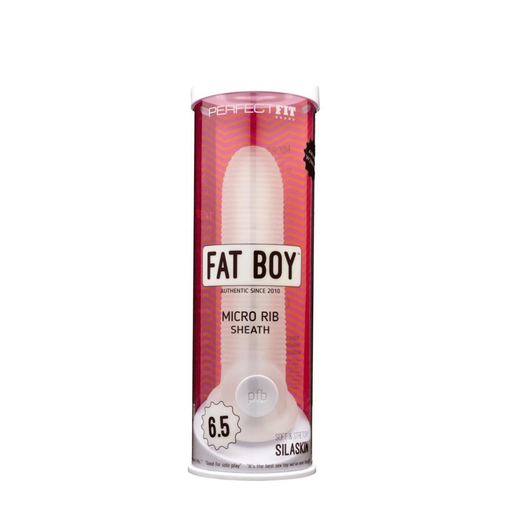 "Perfect Fit FAT BOY 6.5"" Micro Rib Sheath"