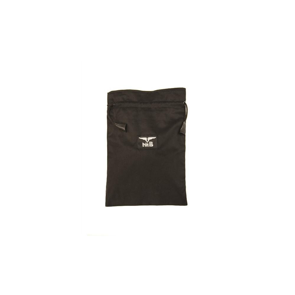 Mister B Toy Bag Black