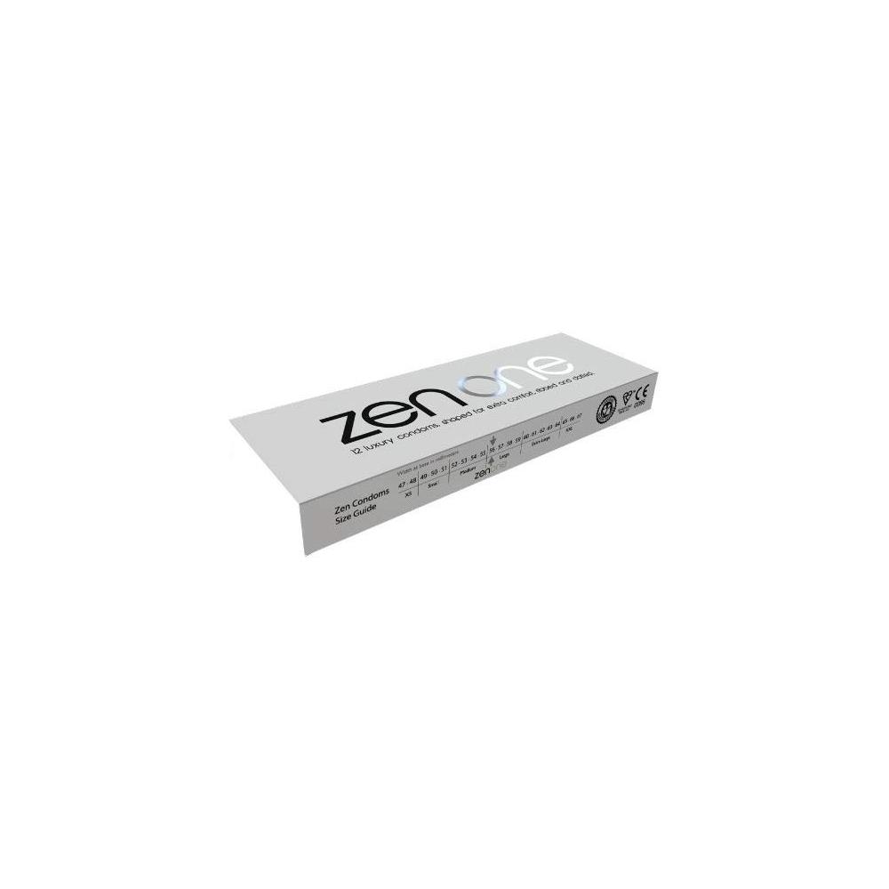 Zen One Condoms 12 pack