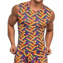 MALE POWER Pride Fest Fitness Tank