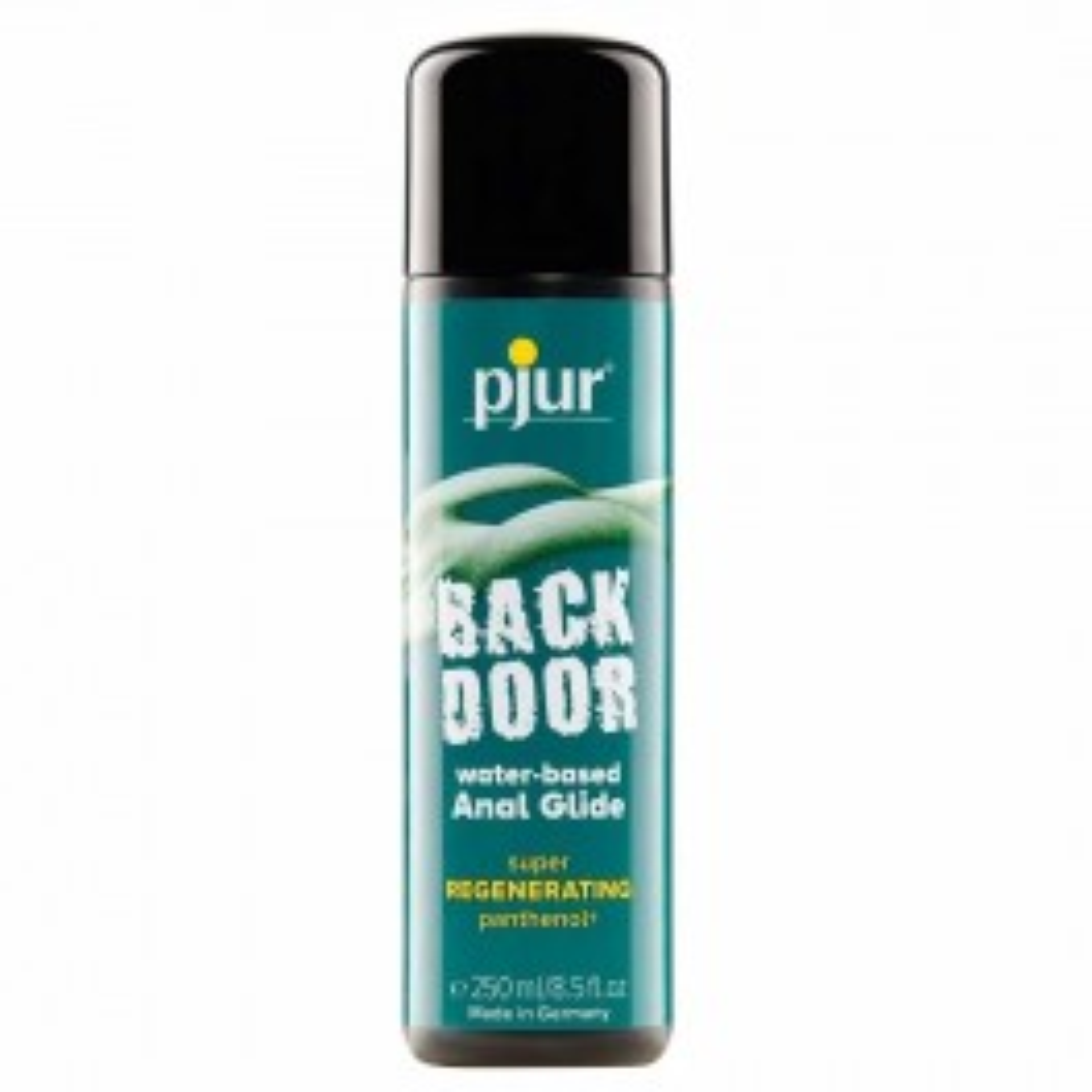 pjur BACK DOOR Regenerating Anal Glide 250 ml