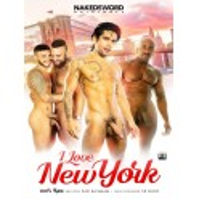 DVD  I Love New York