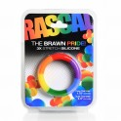 Rascal The Brawn Cock Ring Pride