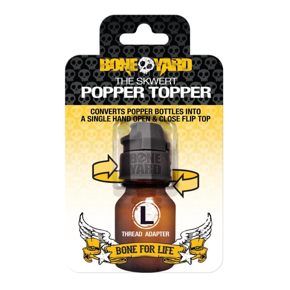 Boneyard Skwert Popper Topper Small