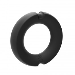 Dov Johnson KINK Silicone Covered Metal Cock Ring 35mm