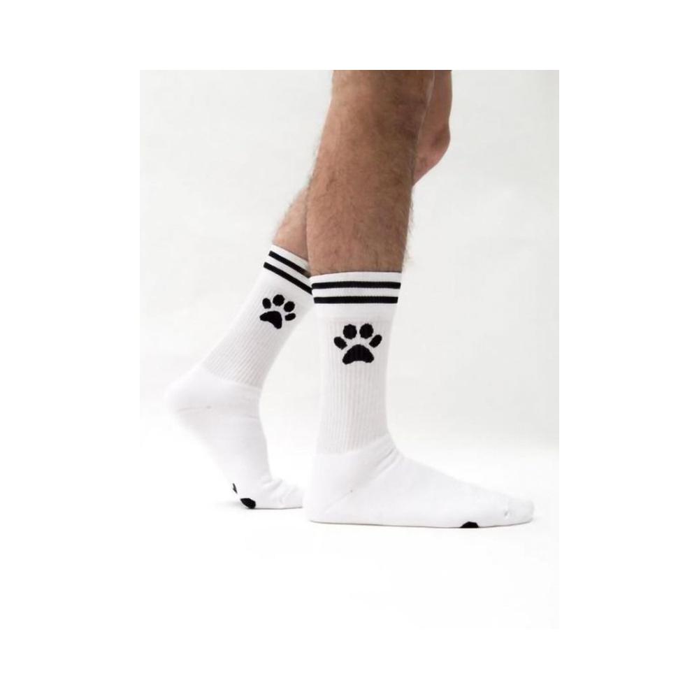 Sk8erboy PUPPY Socks White