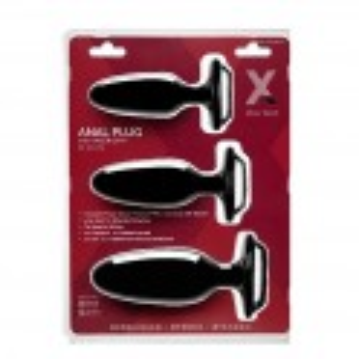 Perfect Fit X PLAY GEAR™ Finger Grip Plug Starter Kit (Plug No.1,2,3)