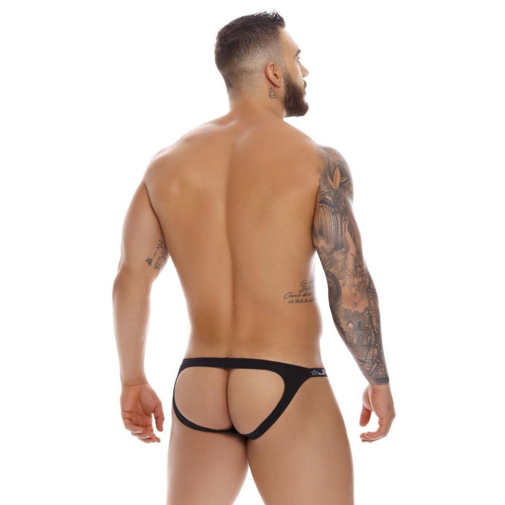 JOR Eros Bikini Jock Black