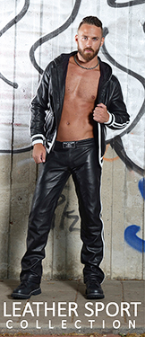 MISTER B LEATHER SPORT COLLECT