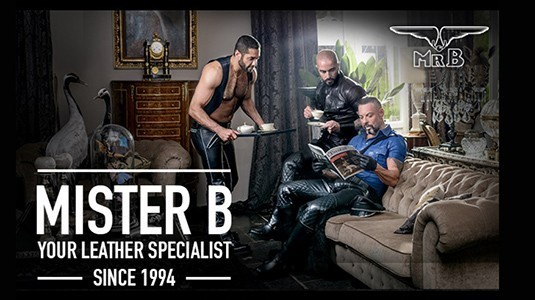 MISTER B LEATHER